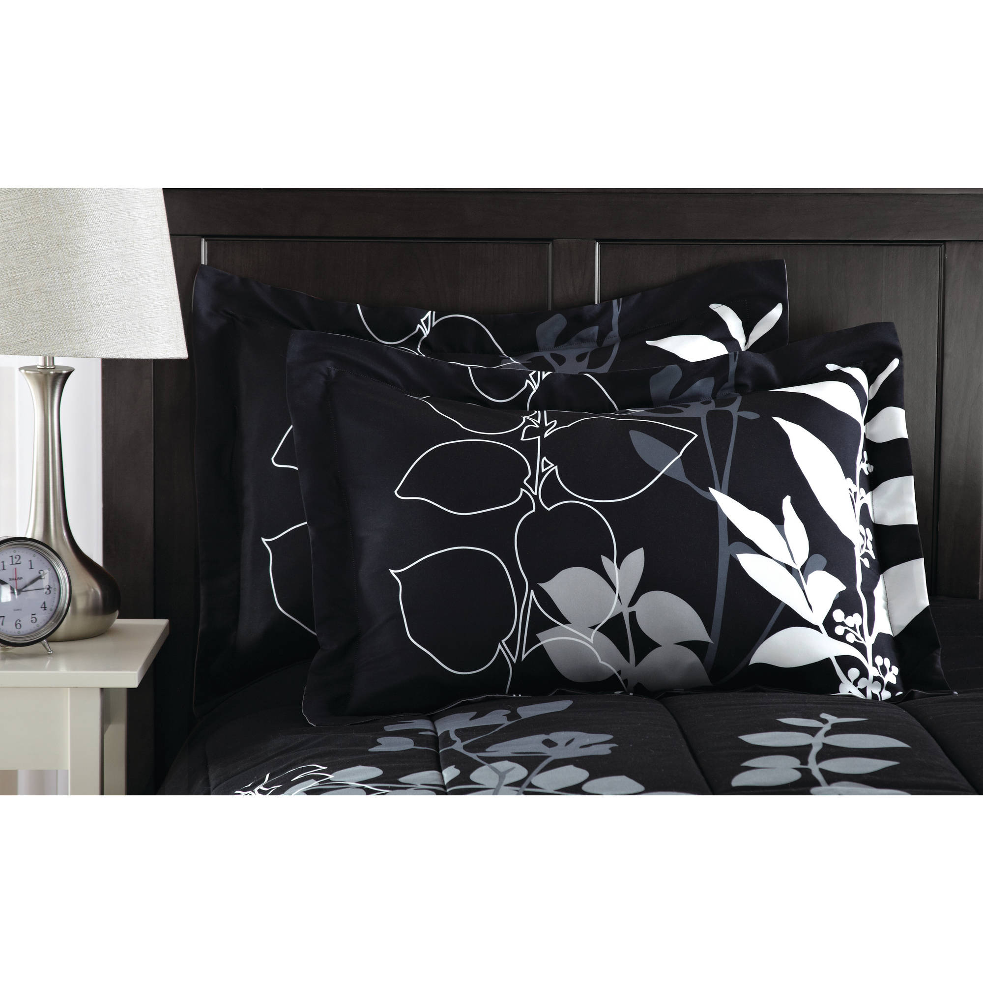 Mainstays Orkasi Bed in a Bag Coordinated Bedding Set Walmart
