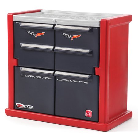 Step2 - Corvette Tool Chest Dresser - Walmart.com