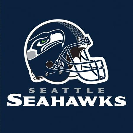 Seattle Seahawks Napkins, 16-Pack