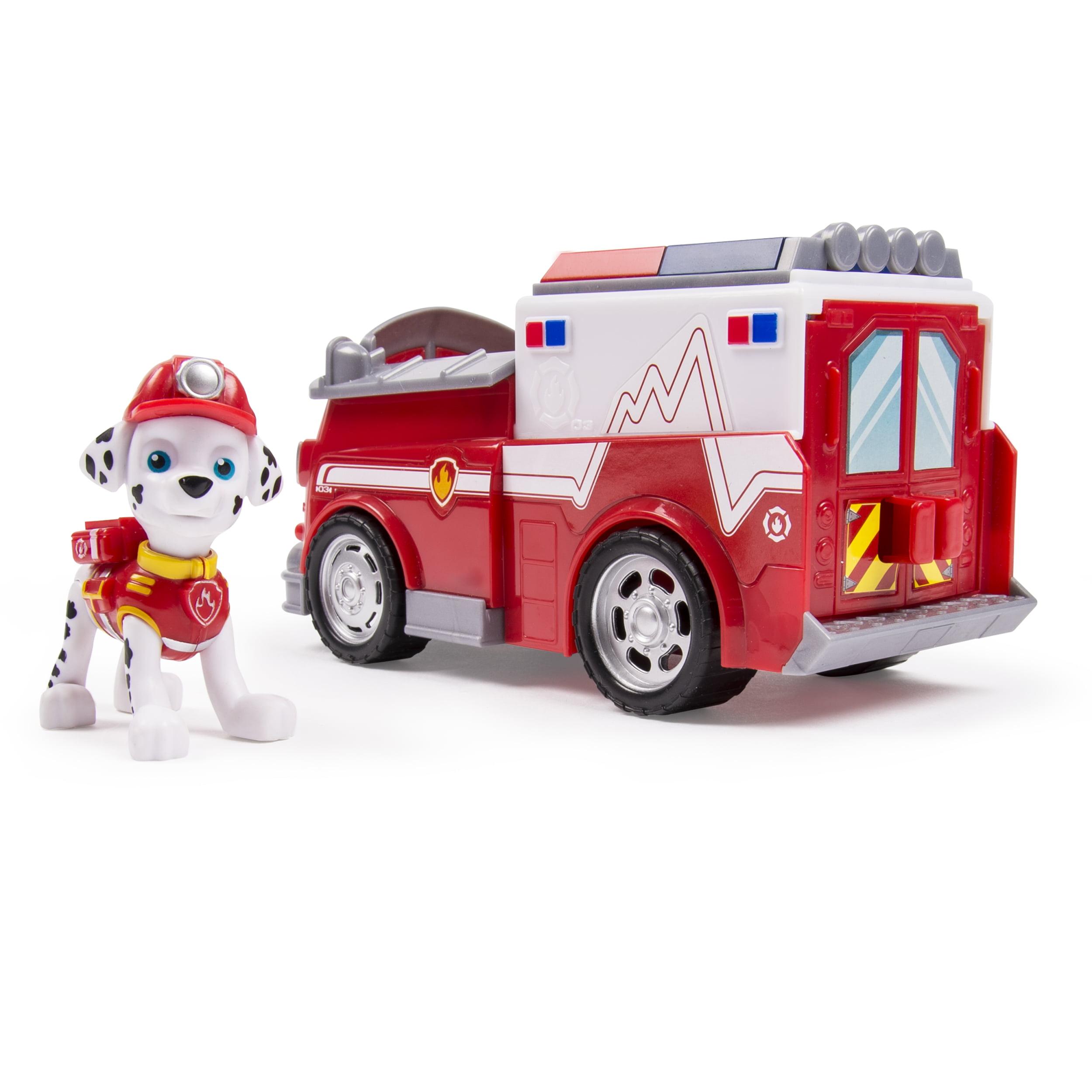 Paw Patrol Marshall's Firetruck, Vehicle and Figure