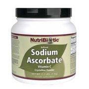 Sodium Ascorbate Powder Nutribiotic 2.2 lbs Powder