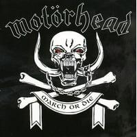 March or Die (CD)