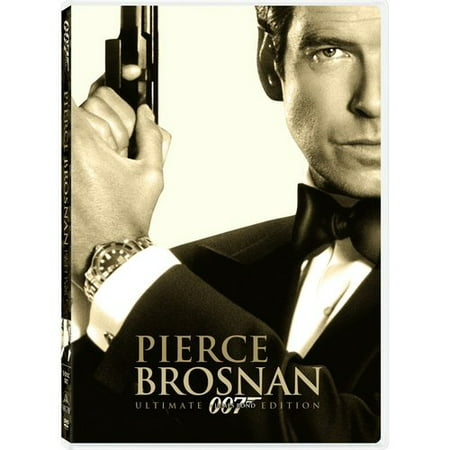 Pierce Brosnan: Ultimate 007 James Bond Edition, Volume One - Goldeneye / The World Is Not Enough / Die Another Day (Widescreen)