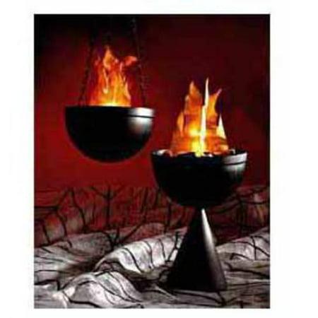 Hanging Fiery Pot - Halloween Pot