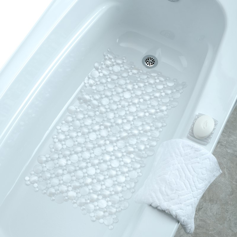 SlipX Solutions Burst Of Bubbles Bath Mat