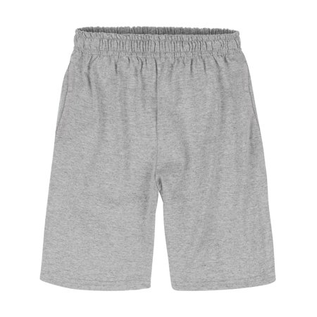 - Boys Jersey Pocket Shorts