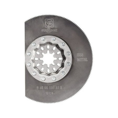 Power Tool Steel Saw Blade - FEIN POWER TOOLS INC 63502106210 3-3/8
