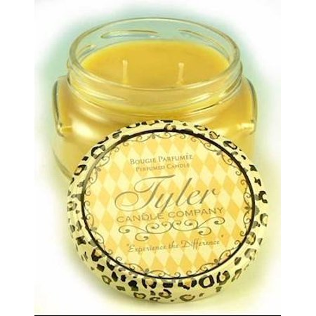 Twenty Four Seven Tyler 11 oz Medium Scented 2-Wick Jar Candle (Taylor Candle)