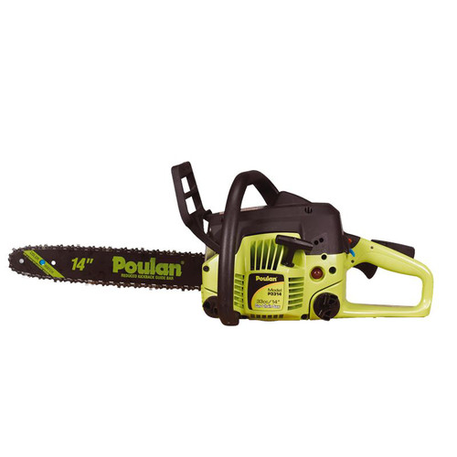 Poulan 952802026 33cc Gas 14 in. Rear Handle Chainsaw by Poulan