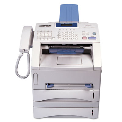 IntelliFAX-5750e Business-Class Laser Fax Machine, Copy Fax Print, Sold as 1 Each by Brother