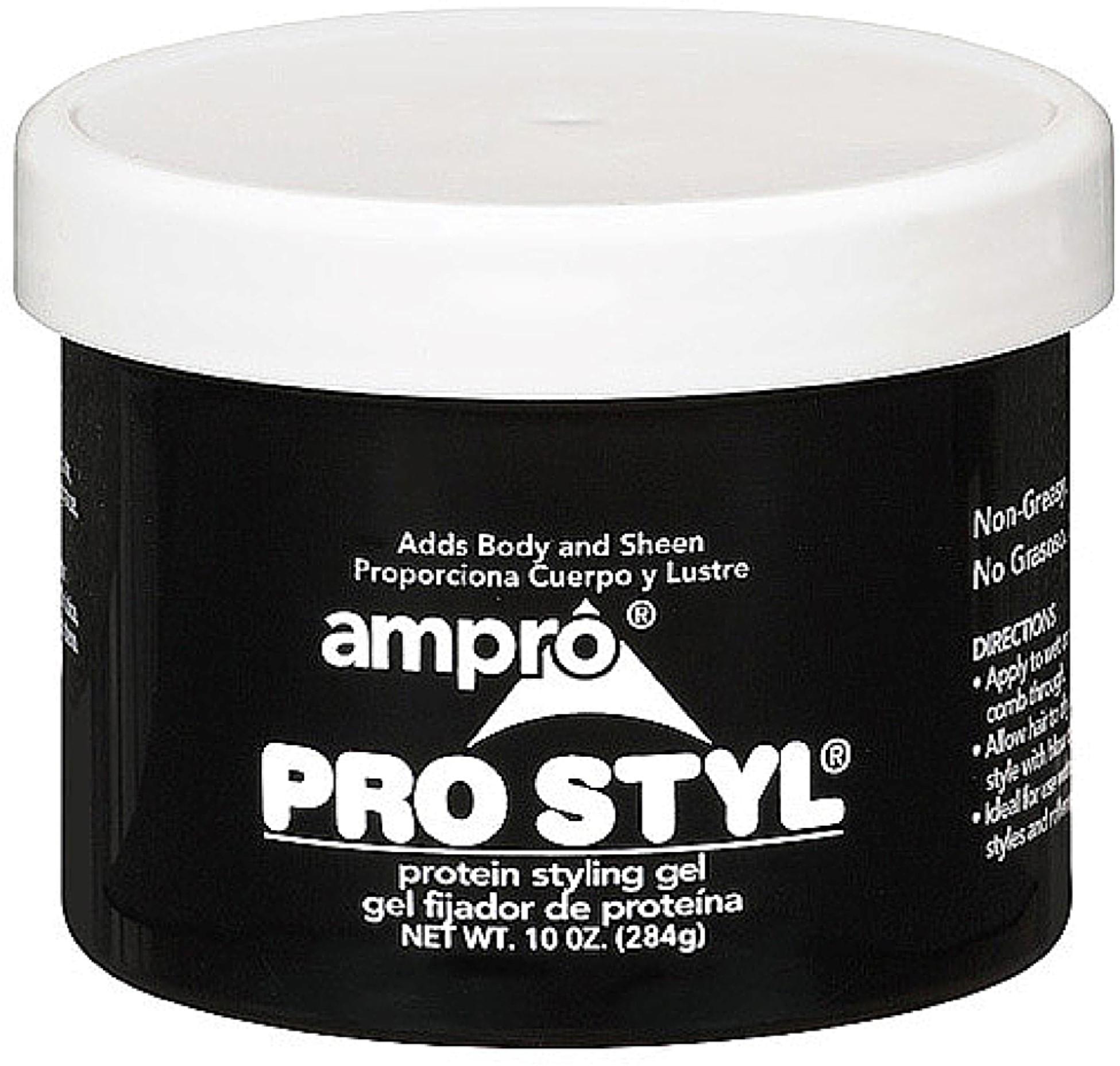 Ampro Pro Styl Protein Styling Gel, 10 oz
