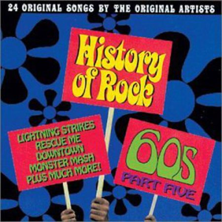 History of Rock 5: 60's / Various (Rock Music Styles A History)