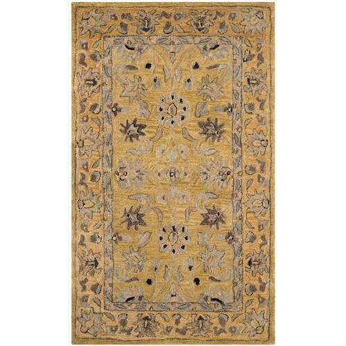 Safavieh Anatolia Sally Traditional Wool Area Rug or Runner