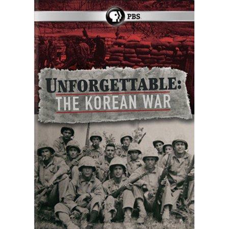 Unforgettable: The Korean War (DVD)