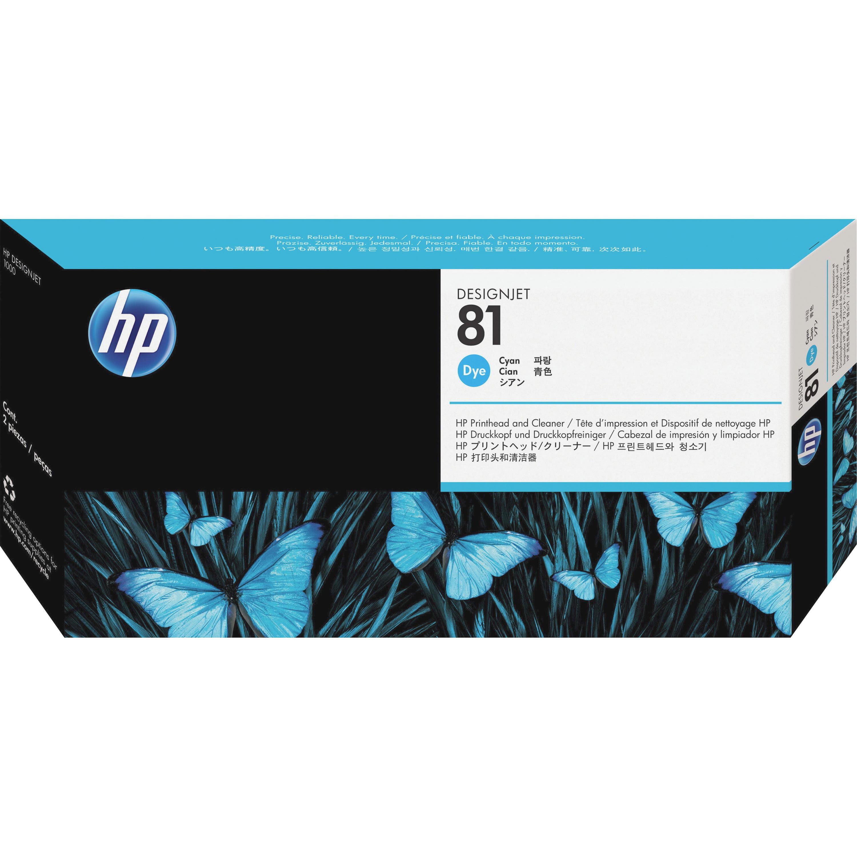 HP, HEWC4951A, C4950/1/2/3/4/5A Printheads/Cleaners