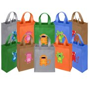 Gift bags party favors goody bags walmart ava kings fabric tote party favor goodie gift bags for candy treats toys negle Image collections