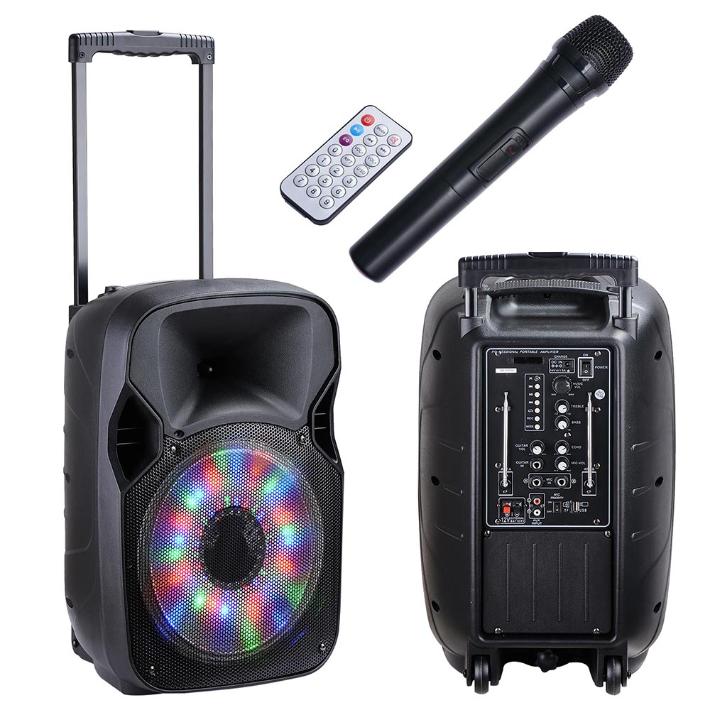 how to build a home karaoke system