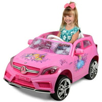 Disney Princess Mercedes 6-Volt Battery Powered Ride-On- Perfect for your little Princess!