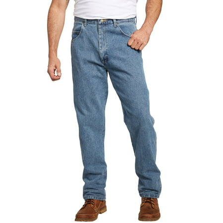 Wrangler Men's Big & Tall Relaxed Fit Classic Jeans