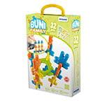 Miniland Buni Blocks Neon, 32 Pieces