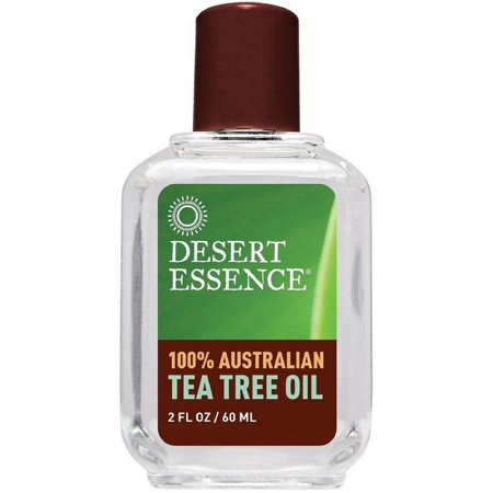 Original Australian Tea Tree - Desert Essence Australian Tea Tree Oil 2 oz (Pack of 2)