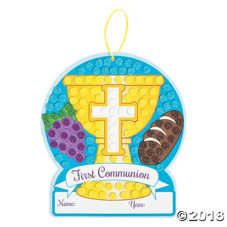 First Communion Mosaic Craft Kit - Communion Kits