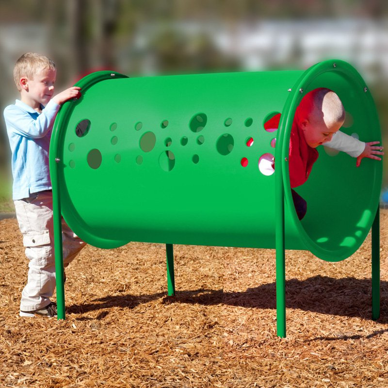 Ultra Play Freestanding Crawl Tunnel with Optional Mount Kit