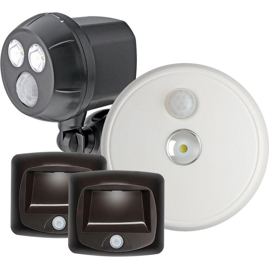Mr Beams Wireless LED Apartment Lighting Kit, White