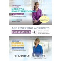 Classical Stretch - Age Reversing Workouts for Beginners (DVD)