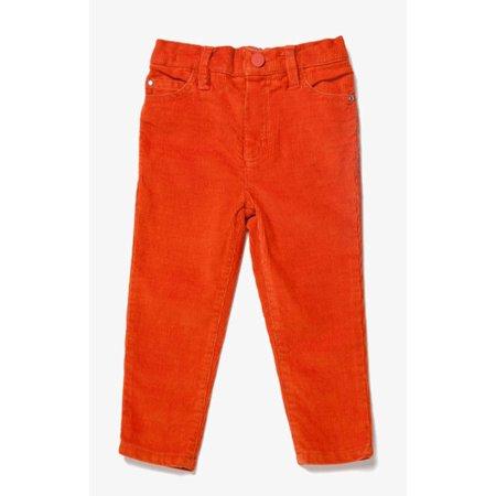 EGG by Susan Lazar Boy's Corduroy Jeans 8Y Brick (Denim Corduroys)