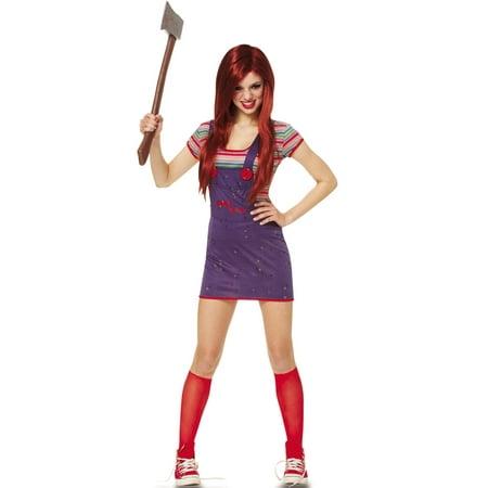 Sassy Chucky Teen Costume