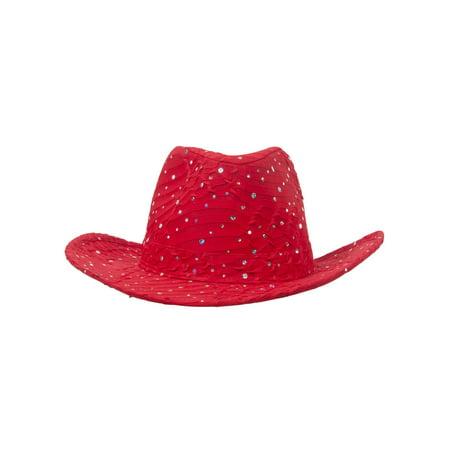glitter cowboy hat - red](Glitter Bowler Hats)