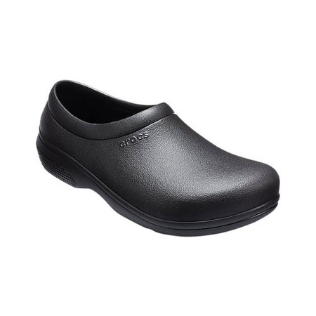 be962812ef7db Crocs - Unisex On The Clock Work Slip On - Walmart.com