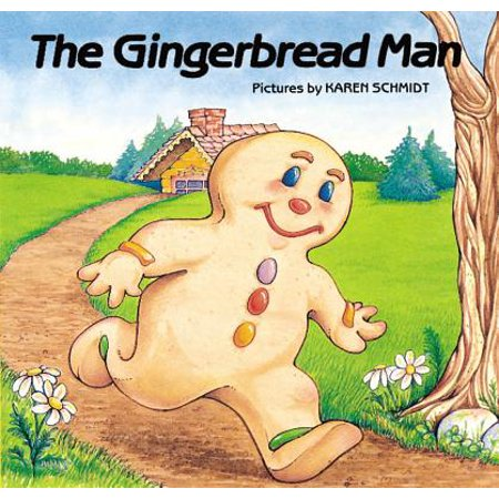 The Gingerbread Man (Paperback) - Gingerbread Man From Shrek