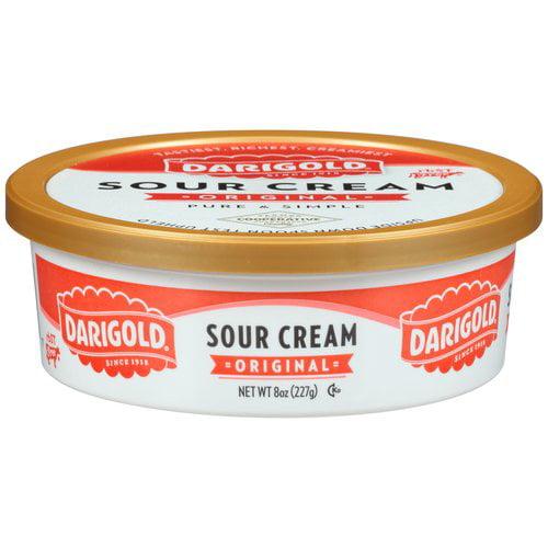 Darigold Sour Cream, 8 oz