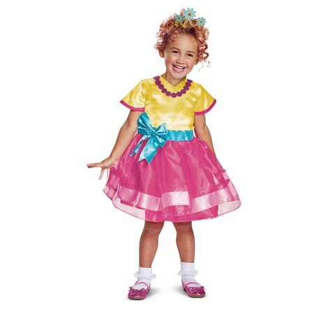 Fancy Nancy Nancy Classic Toddler Costume - Nemo Fancy Dress Costume