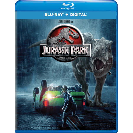 Jurassic Park (Blu-ray + Digital) - Jurassic Park Decorations
