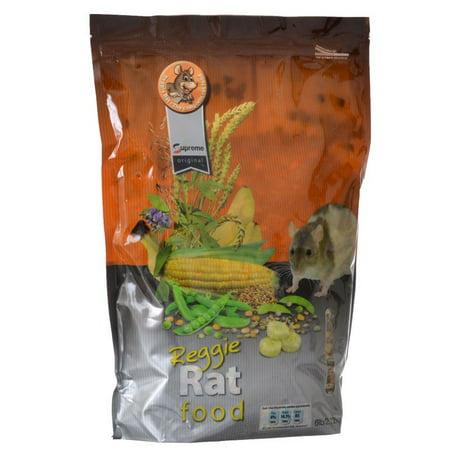 Supreme Pet Foods Reggie Rat Food 6 lbs
