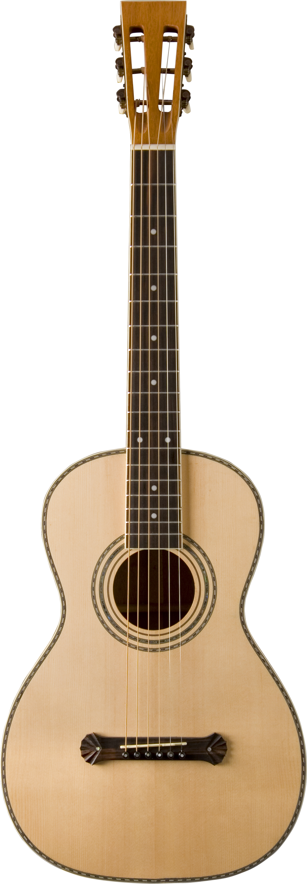 Oscar Schmidt O315 Parlor Size Acoustic Guitar by KMC Music