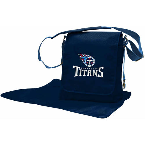 NFL Licensed Diaper Messenger Bag Collection
