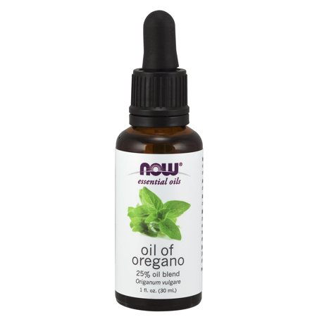 NOW Essential Oils, Oil of Oregano Blend, 1-Ounce