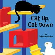 Cat Up, Cat Down (Board Book)