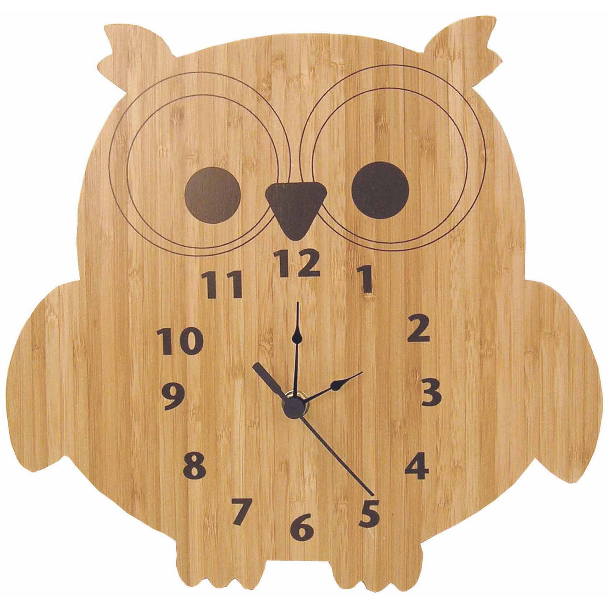 Trend Lab Owl Wall Clock