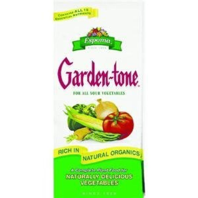 ESPOMA GT40 Garden Tone Plant Food, 36-Pound (Discontinue...