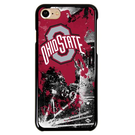 Ohio State Buckeyes Paulson Designs Spirit Case for iPhone 7/8 NCAA
