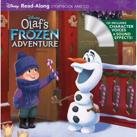 Olaf's Frozen Adventure [With Audio CD] ()