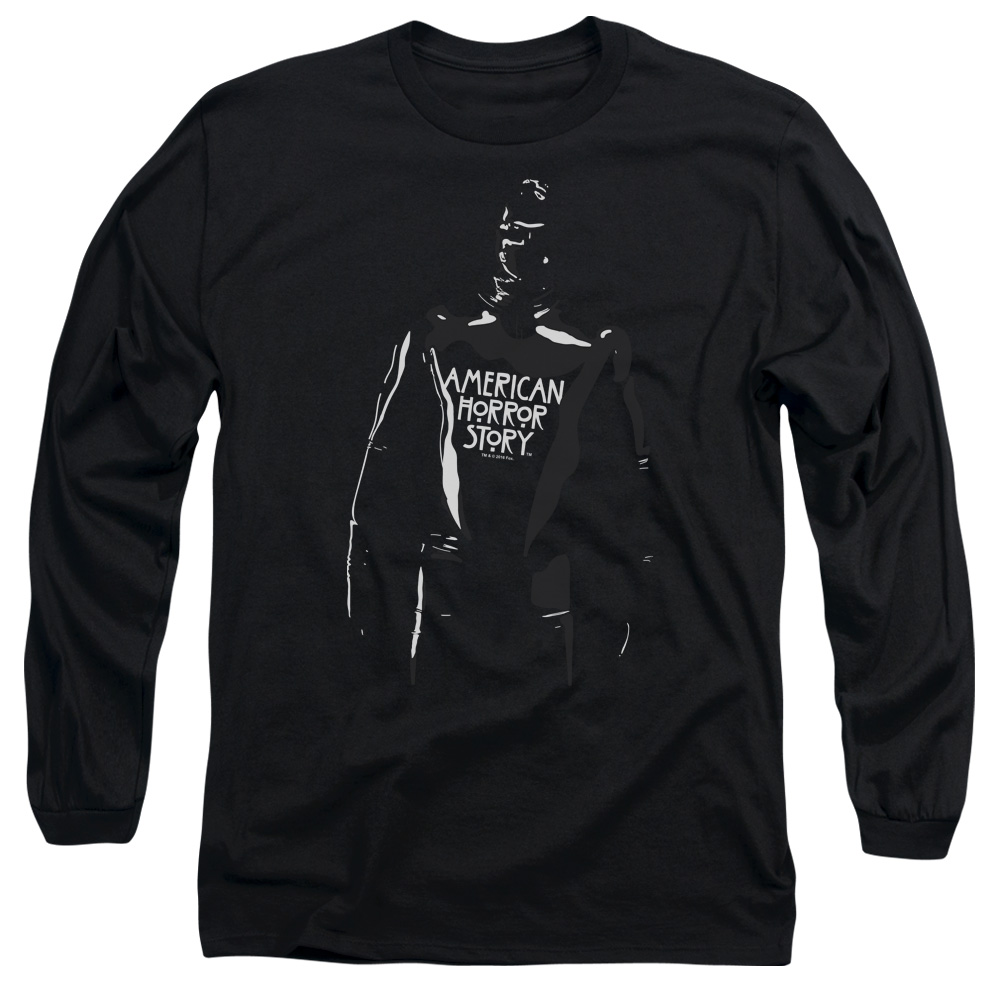 American Horror Story Rubber Man Mens Long Sleeve Shirt