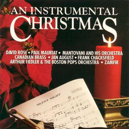 An Instrumental Christmas (Best Instrumental Christmas Music)