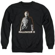 Halloween II Michael Myers Mens Crewneck Sweatshirt
