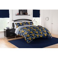 NCAA West Virginia Mountaineers Bed in a Bag Bedding Set